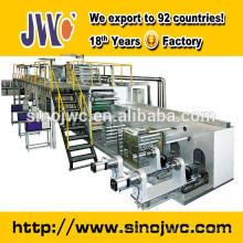 Hohe qulity heiße Verkauf Einweg unter und Welpenauflage-Herstellungsmaschine
