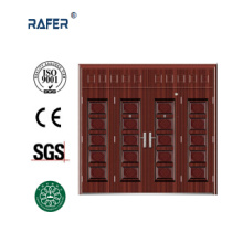 Hot Sale Four Leaf Steel Door (RA-S187)