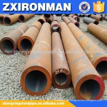 ASTM A106 GR. B, GR. C mild Carbon nahtlose Stahlrohr