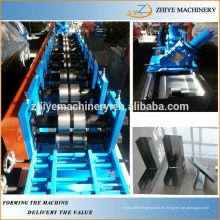 Metal galvanizado de acero de color omega Truss Roll formando la máquina Fabricante