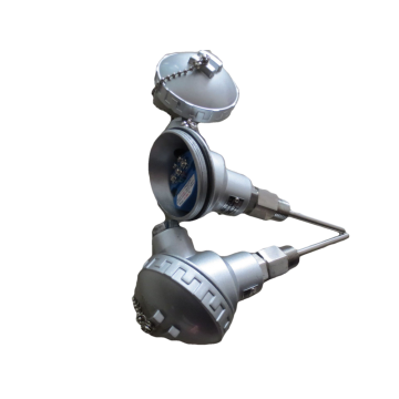 Sensor de temperatura termopar blindado tipo K