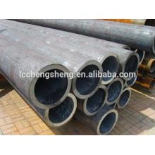 Tube en acier carbone sans soudure API ASTM A106 Tuyau en acier sans soudure de catégorie B