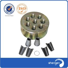 8 holes high quality Prestressed anchorage in concrete construction anchor post bolts