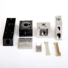 Usinage CNC avec différents types
