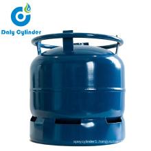 Camping Burner with 6kg LPG Gas Cylinder for Ghana Market