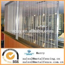 Декоративная помещении металлической сетки экрана занавес