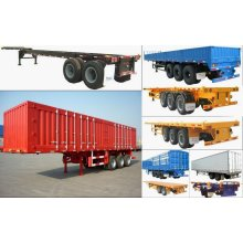 Clw Kinds of Semi-Trailer for Sales