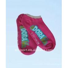 Женские носки из хлопка