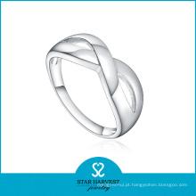 Atacado Plain 925 Sterling Silver Ring para desconto (R-0494)