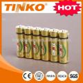 TINKO ALKALINE BATTERY LR6 AA 4pcs/blister OEM welcomed