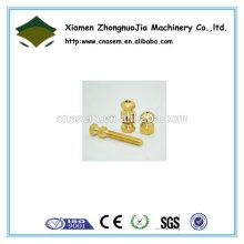Gold Brass M4 Tattoo Machine Front And Rear Binding Post Set Custom Tattoo Machine Parts