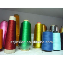Gold thread embroidery fabrics