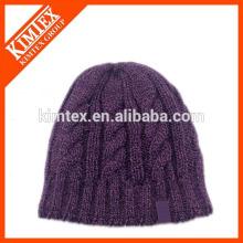 Chapeau en tricot en maille pour hommes
