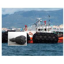Pasó el precio de guardabarros neumático de Yokohama de goma inflable marina BV y ABS