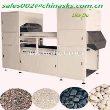 Cámara CCD 2048 piexl cinturón tipo constante Velocidad Buena Precisión de rendimiento Clasificación Estable Mineral Color Clasificador máquina