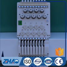 ZS 21 heads flat high speed computerized embroidery machine