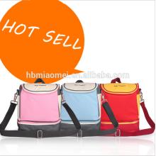 Heißer Verkauf Tür Konservierungspaket Eisbeutel bunte Doppelschicht Erwachsenen Wickeltasche