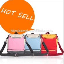 Hot selling out door Preservation package ice bag colorful double layer adult diaper bag