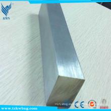 AISI 409 acero inoxidable en acero inoxidable barras cuadradas precio por kg