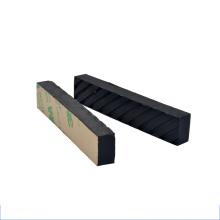 Metal plate self-adhesive silicone rubber sealing strip