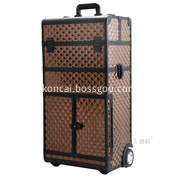 Plastic Case Display Cosmetic Bag And Case