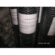 Acoplamiento de alambre hexagonal galvanizado 3/4 ''