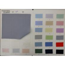 Tissu à rayures Tissu en polyester rincé