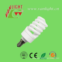 Compact T2 Full Spiral 15W CFL, Energy Saving Lamp