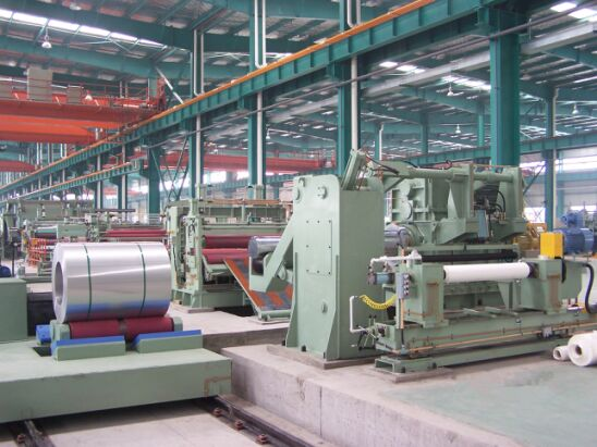 CNC Steel Coil Slitting Line