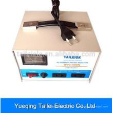 AC automatic servo motor voltage regulator