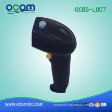 OCBS-L007: máquina barata del escáner del código de barras del laser del USB 1D del supermercado del PDA