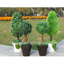yiwu hot sale artificial topiary bonsai/plant for home decoration