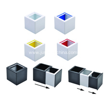 Promotional ABS Square Pen Holders