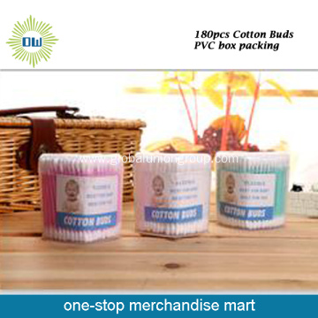 OEM Pure Cotton Buds