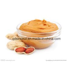 Bom gosto manteiga de amendoim sabor crocante e cremoso