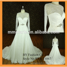 мусульманские свадебные платья сексуальная милая сердцу бисероплетение ремень хиджаб мусульманские свадебные свадебное платье