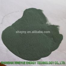 Caril abrasivo de carboneto de silício verde de 98,5% min 60 para venda