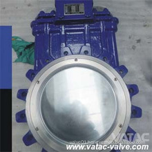 Cast Iron/Ductile Iron Full Lug Knife Gate Valve