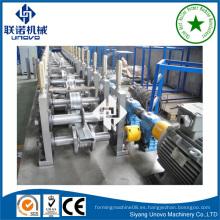 Suqian ciudad de metal auto-bloqueo línea de producción de tubo plano