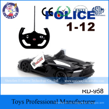 Hot Model 1:12 4CH RC Toys Police Racing Car