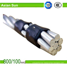 BS 215 Standard AAC Conductors Bare All Aluminum Conductor