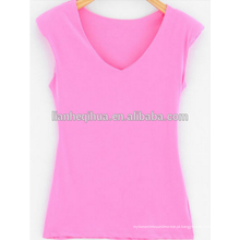 Seamless Ladies Plain Tank Tops