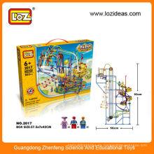 Juguetes del edificio de LOZ, juguetes alemanes del bebé