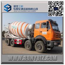 Beiben 14 M3 Camión mezclador de hormigón