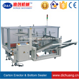 Automatic High Speed Carton Case Box Erector Machine