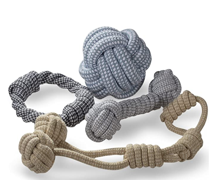 Puppy Teething Rope Toy
