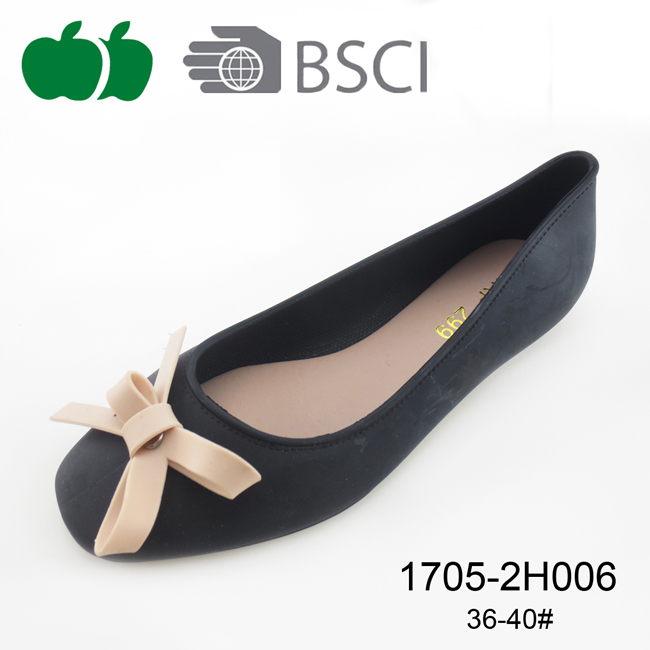 ladies new pvc casual shoes
