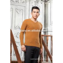 молодых мужчин 12ГГ жаккардовые кашемировый свитер