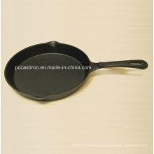 LFGB Aprovado Preseasoned utensílios de ferro fundido Fabricante Da China