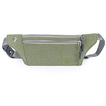 Kvinnor Running Belt Tactical Waist Väska
